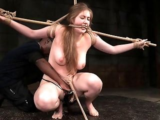 BDSM, Bondage, Electrified, Fetish, Hairy, Torture,