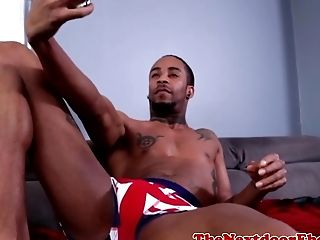 Amateur, Big Cock, Black, HD, Huge Cock, Jock, Masturbation,