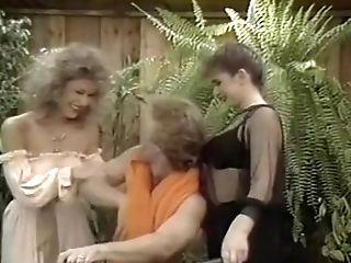 Big Tits, Cinema, MILF, Old, Threesome, Vintage,
