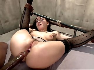 Abuse, American, Anal Sex, BDSM, Big Black Cock, Bondage, Bound, Brutal, Domination, Extreme,