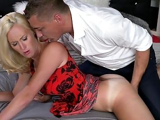 Big Cock, Blonde, Bold, Boobless, Caucasian, Couple, Cute, Ethnic, Handjob, HD,
