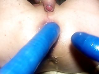 Amateur, Double Anal, Gaping Hole, HD, Mature, Prolapse, Sex Toys,