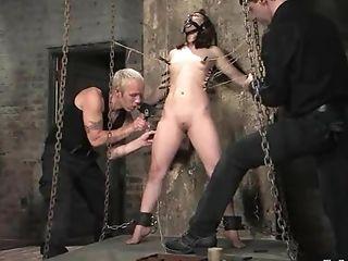 BDSM, Bondage, Devi Lynne, Gagging, Humiliation, Torture,