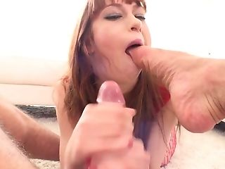 Amateur, Anal Sex, Ass, Big Cock, Blowjob, Bodystocking, Clamp, Cum In Mouth, Cumshot, Doggystyle,