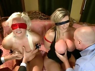 BDSM, Hardcore, Kait Snow, Kinky, Sara Jay, Wife Swapping,