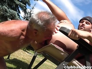 Blowjob, Cum In Mouth, Dick, Handjob, HD, Masturbation, Old, Old And Young, Outdoor, Rimming,