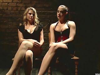 Amazing, Chanel Preston, Charisma Cappelli, Fetish, Horny, Lesbian, Maitresse Madeline, Pornstar,