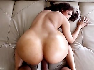 Amateur, Ball Licking, Big Ass, Black, Blowjob, Boots, Close Up, Cumshot, Curly, Doggystyle,