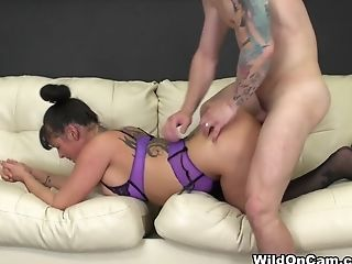 Amazing, Big Ass, Big Tits, Brunette, Facial, Pornstar, Stockings, Tory Lane,
