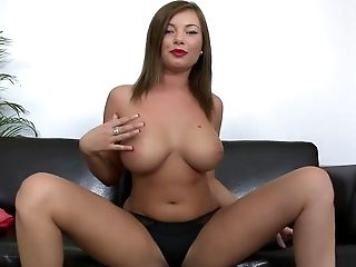 Babe, Big Tits, Blonde, Casting, Couch, Donna Bell, From Behind, Hardcore, Money, Reality,