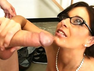 Anal Sex, Brunette, College, Facial, Hardcore, HD, India Summer, MILF, Teacher,
