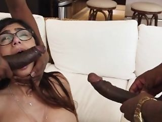 Arab, Babe, Big Black Cock, Big Tits, Black, Boyfriend, Cute, Dick, Interracial, Mia Khalifa,