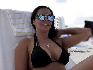 Ass, Big Cock, Big Tits, Bikini, Black, Blowjob, Bukkake, Cumshot, Cute, Francesca Le,