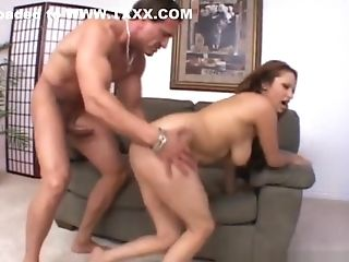 Amazing, Big Tits, Brunette, Latina, Leah Lexington, Pornstar,