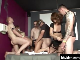 Baby, Bisexuell, Blowjob, Deutsche, Gruppensex, Hardcore, Hd, Swinger,