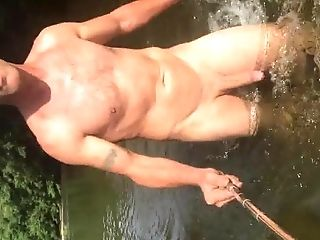 Gran Pito, Madura, Nudista, Delgada,