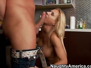 Big Ass, Big Tits, Blonde, Blowjob, Brooke Tyler, Dick, Dirty, Felching, HD, Russian,