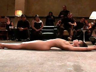 BDSM, Bondage, Brunette, Cute, Humiliation, Model, Princess Donna, Skinny, Teen, Young,