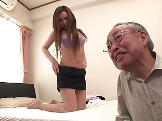 Couple, Cunnilingus, Exotic, Japanese, Jav, Lingerie, Slut, Stockings,