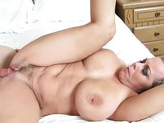 Amber Lynn Bach, Beauty, Bedroom, Big Tits, Blonde, Cute, Hardcore, Horny, MILF, Missionary,