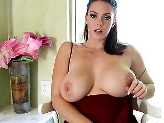Alison Tyler, Big Tits, Fingering, HD, Masturbation, Pornstar, Pussy, Sexy, Wet,
