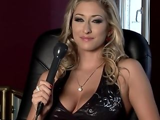 Audition, Big Tits, Blonde, HD, Karina Shay, Model, Sexy, Solo,