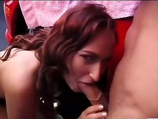 Beauty, Blonde, Blowjob, Brunette, Cute, Dick, Horny, Slut, Sophie Evans, Threesome,