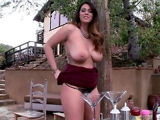 Alison Tyler, Babe, BBW, Big Ass, Big Tits, Brunette, Horny, MILF, Natural Tits, Posing,